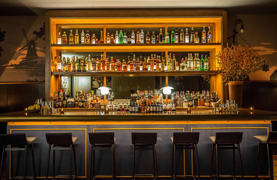 Evening Bar  Inside the Smyth Hotel in Tribeca