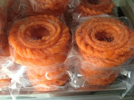 Jalebi- South Indian style= sugar crush!!