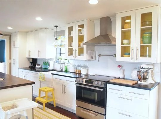 Painting The Inside Of Kitchen Cabinets — Eatwell101