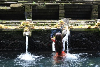 Temple Tirta Empul que faire à Ubud