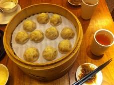 Xiao Long Bao, Din Tai Fung, Singapour