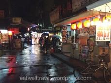 Weekend a Taipei Shilin marché de nuit