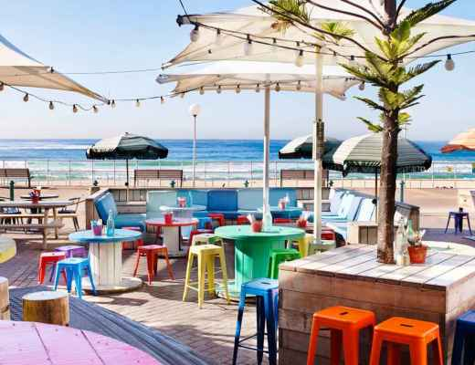 SYDNEY'S BEST BEACHSIDE BARS