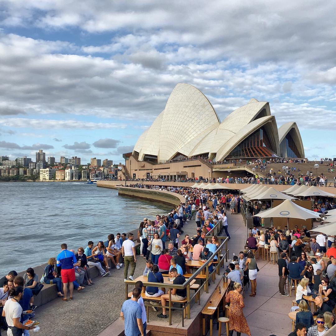 SYDNEY'S BEST CITY BARS WITH A VIEW - Eat Well Travel ...