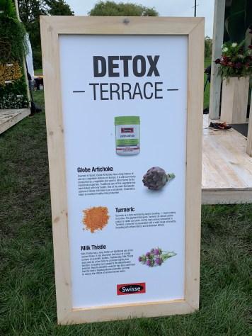 Details on the liver detox.