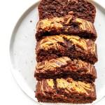 Chocolate PB Banana Bread
