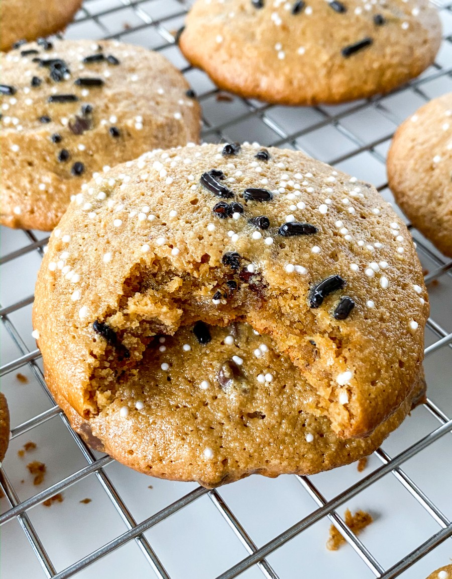 GF NUT BUTTER CHOCOLATE  CHIP COOKIES