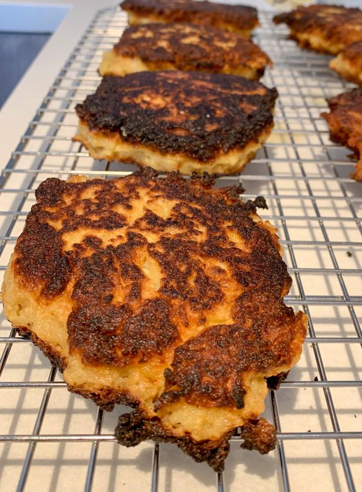 Gluten Free Potato Pancakes