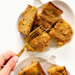 Apple Pumpkin Spice Cake