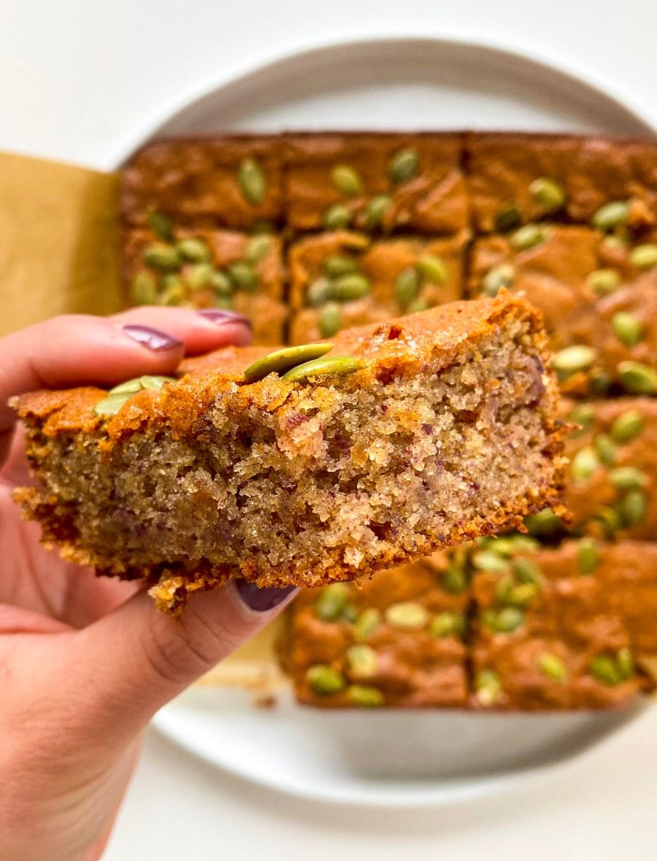 Gluten Free Honey Date Cake