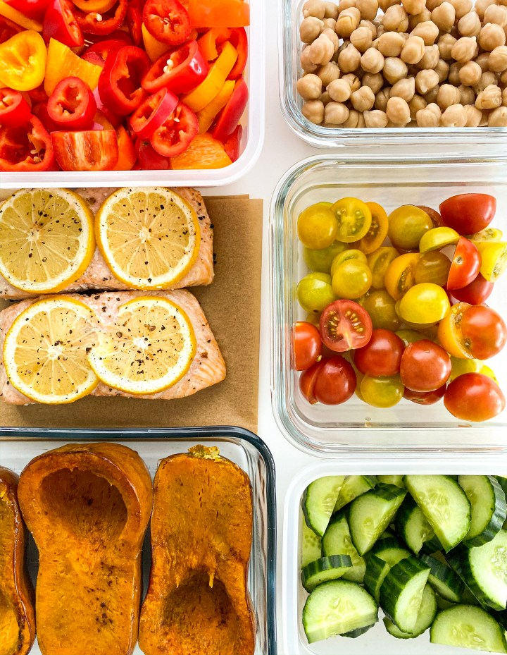 10 mini-meal prep hacks