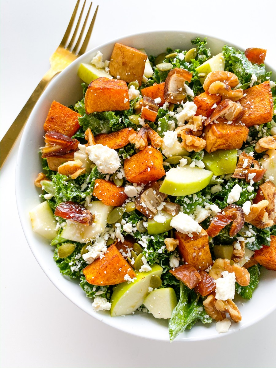 Essential Fall Harvest Salad