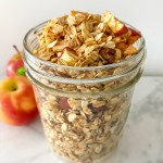 Health Apple Pie Granola