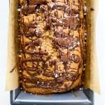 Vegan Babka Style Banana Bread