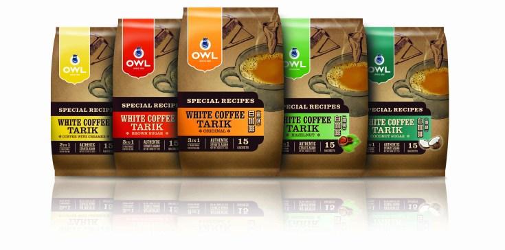 White Coffee Tarik Range