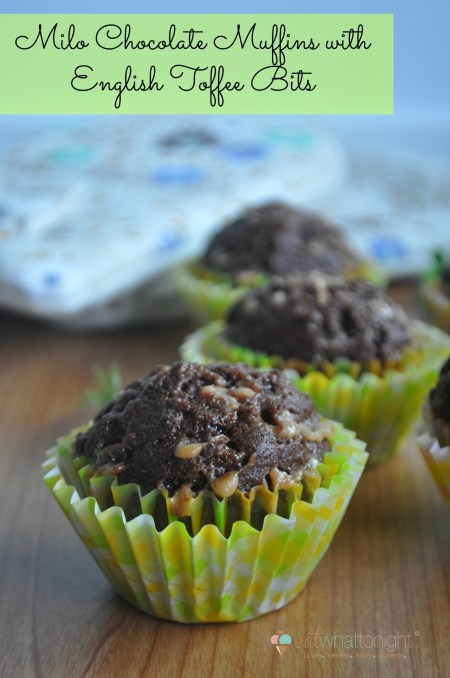 Milo Choco Muffins with English Toffee2_Logo