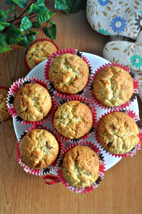 Orange Cranberry Muffins_2