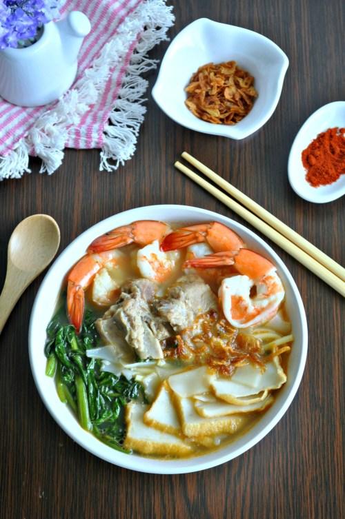 Hokkien Prawn Noodle Soup_4