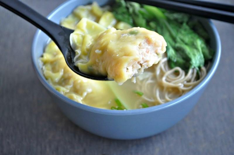 Dumpling Soup 6
