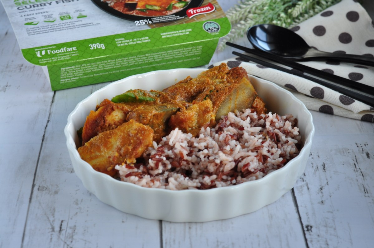 By Local NTUC Brand - Chef's Finest Offers Affordable Ready Meals led by Healthier Choice Options
