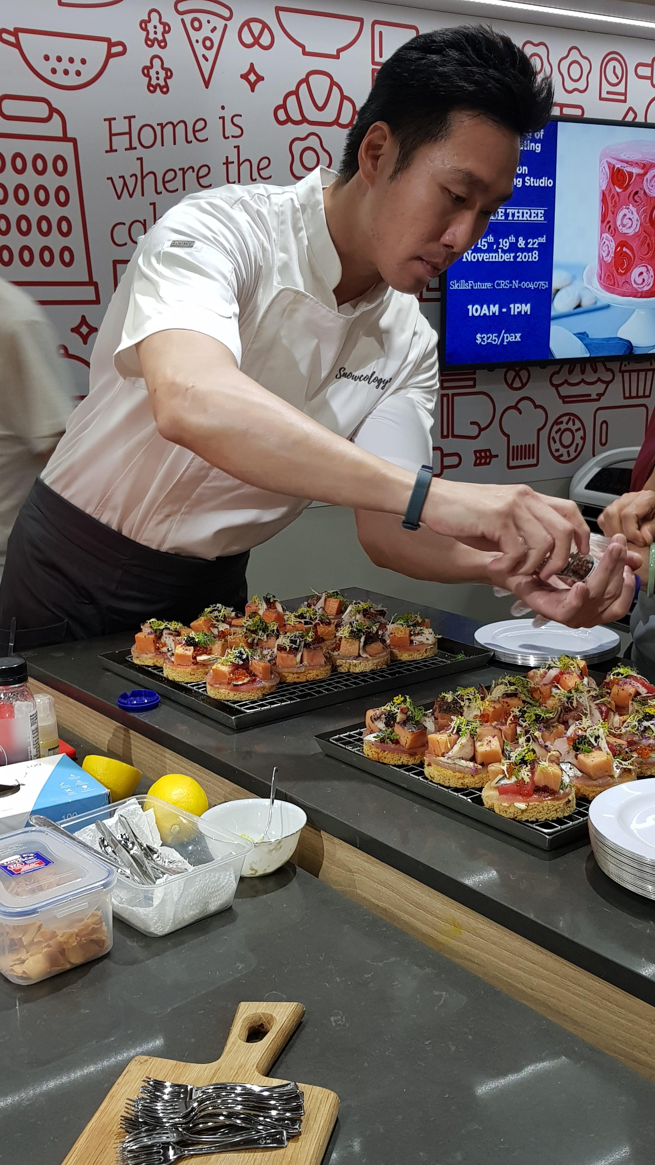 Phoon Huat Deli Media Event - Eat What Tonight