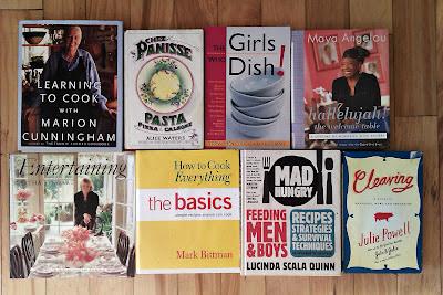 Cookbook Binge