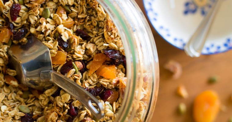 Low Fat Granola