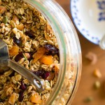 Low Fat, Low Sugar Granola
