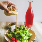 Nutritional Yeast Salad Dressing - Low Fat, vegan, tastes like Hollyhock.
