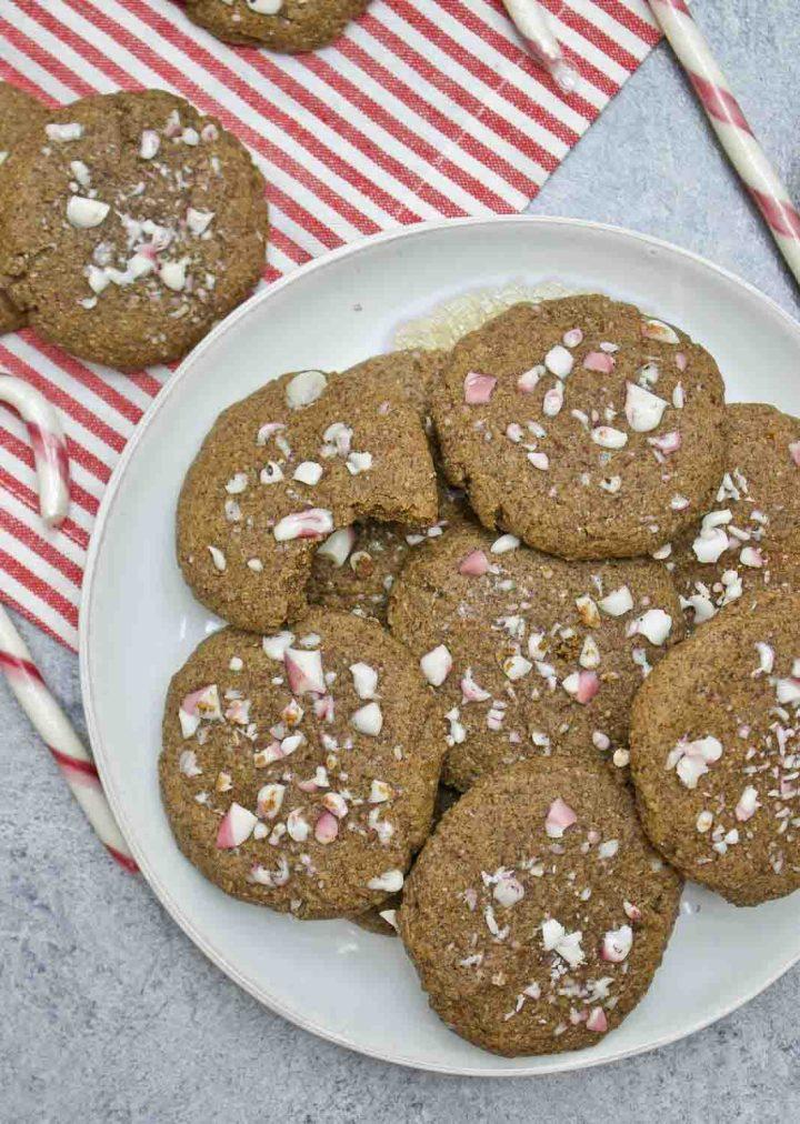 The best vegan gingerbread cookie recipe!