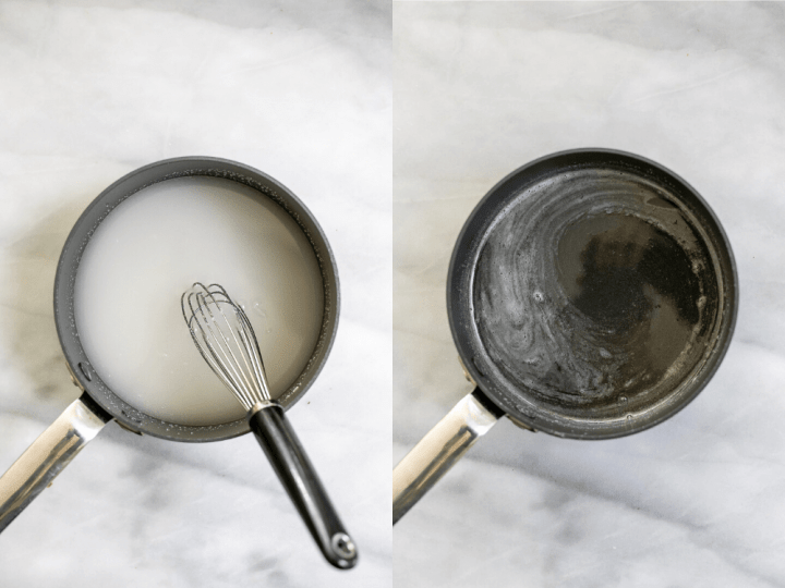 Images showing how to make the recipe.