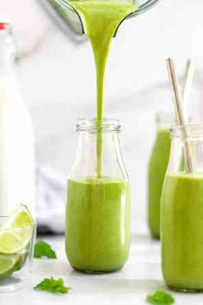 Everyday Healthy Green Smoothie