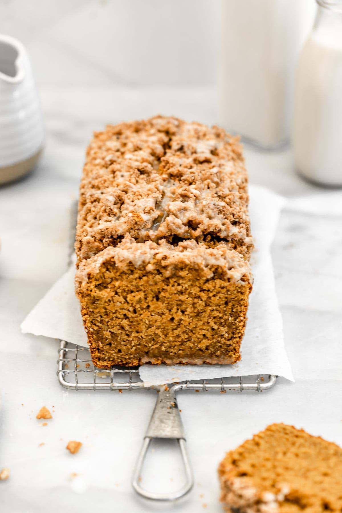 Healthy Pumpkin Bread Gluten Free   Eat With Clarity