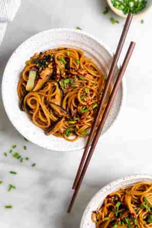 10 Asian Inspired Noodle Recipes