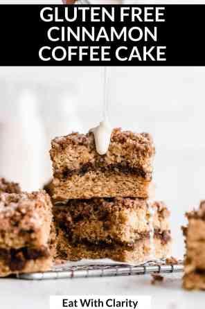 gluten free coffee cake pin