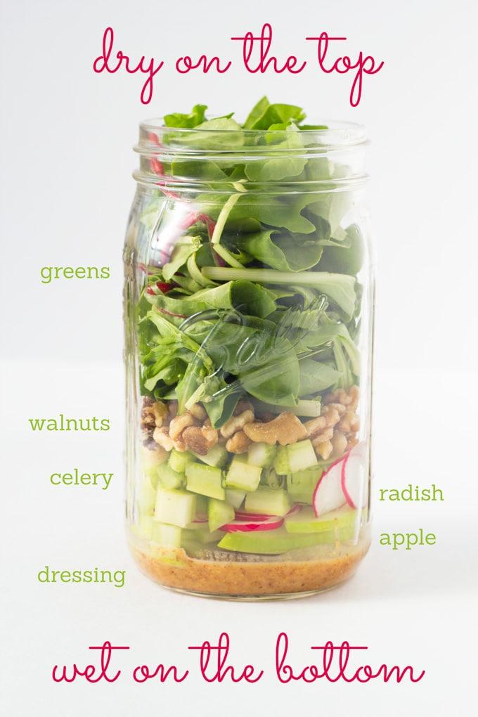 Image result for mason jar salad