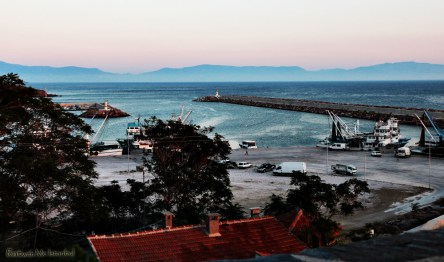babakale harbour