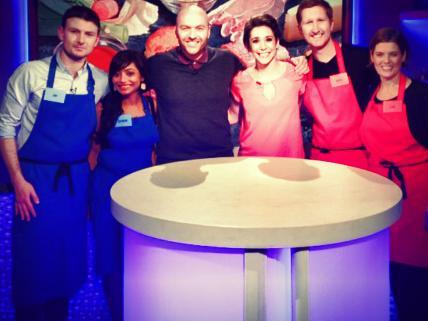 Simon Rimmer, Shrimoyee, Channel 4, TV Show, UK, London