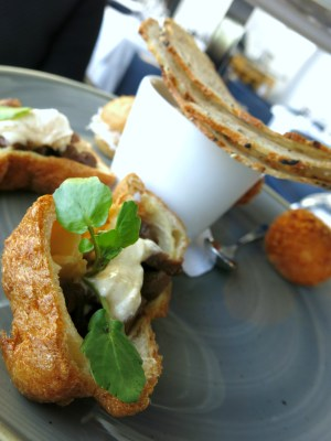 Afternoon Tea at the OXO Tower, South Bank 3