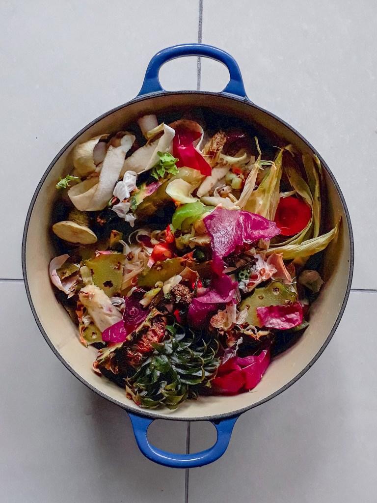 vegetable scraps   eatwkriss.com