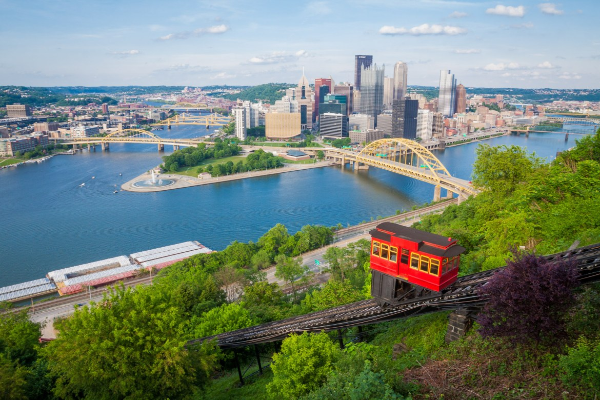 Restaurants in Pittsburgh offer a variety of traditional dishes as well as local flavors. Check out our 4 favorites! | www.eatworktravel.com - The luxury, adventure travel couple!