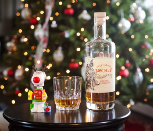 William Wolf Pecan Whiskey