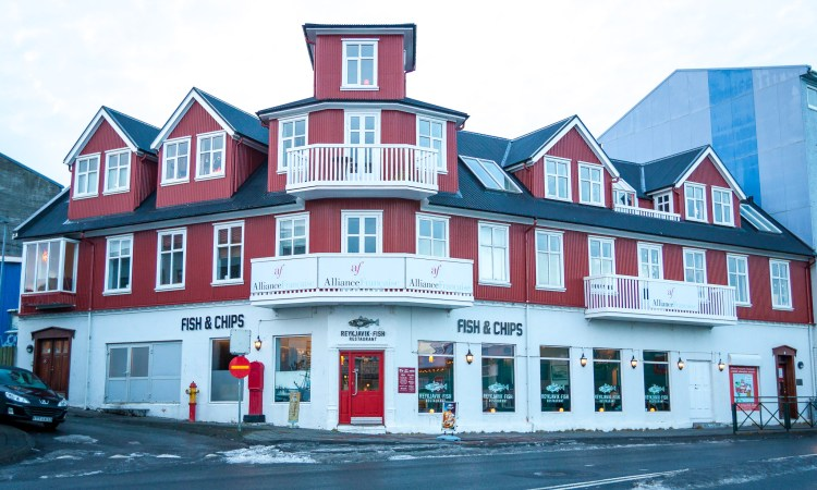 Eat in Reykjavik