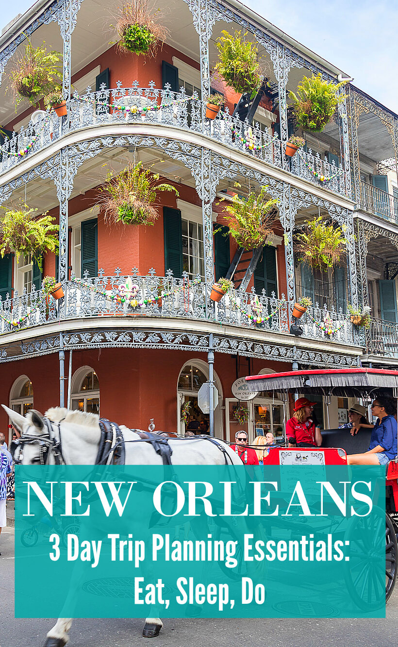 orleans travel New adult