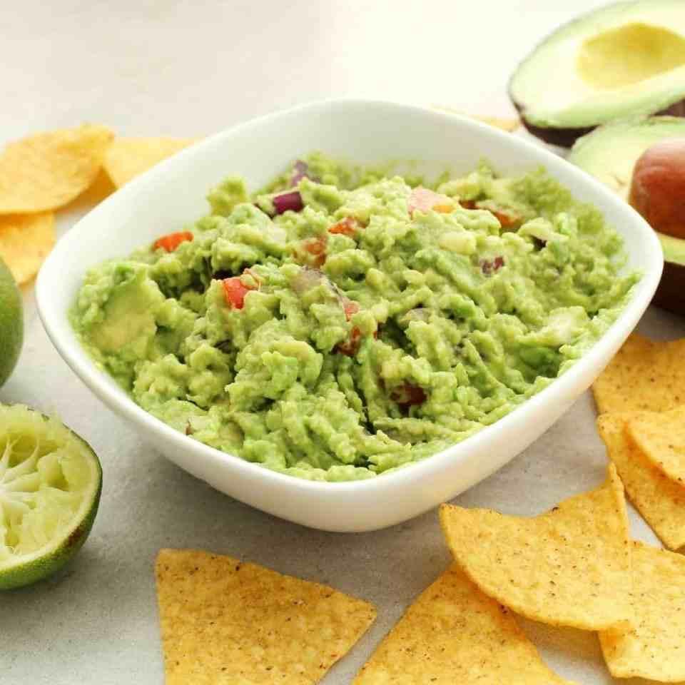 Ultimate flavor filled guacamole recipe.