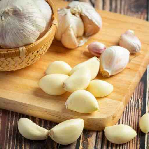 Cloves are garlic used for the ears to make garlic oil for ear infection.
