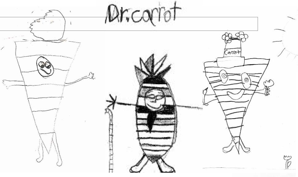 Letters to Dr. Carrot
