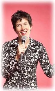 Nancy Norton, RN & Comedian