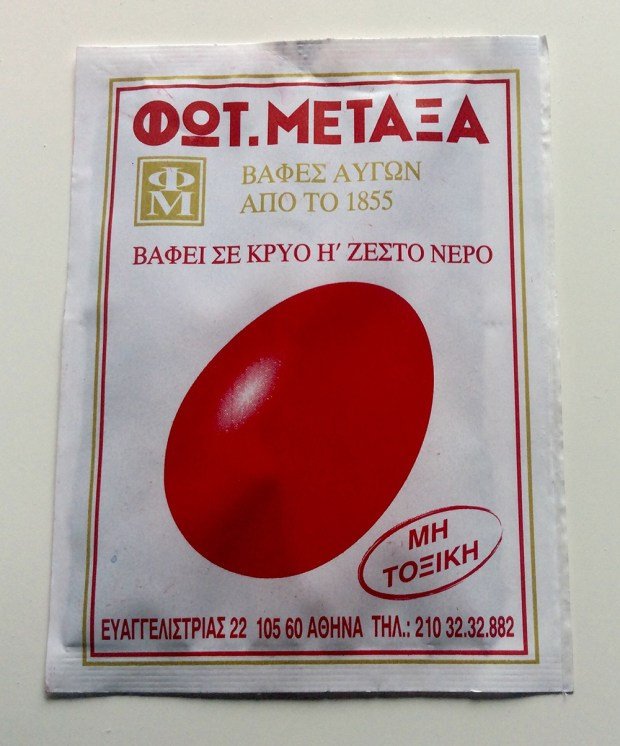 traditional egg dye