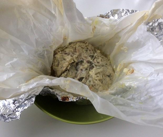 kleftiko with yogurt